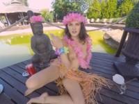The Island Nymph Voyeur RealityLovers Francesca DiCaprio vr porn video vrporn.com virtual reality