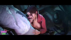 Left 4 Dead - Zoey's Favorite Hiding Spot CGI Girl DarkDreams vr porn video vrporn.com virtual reality