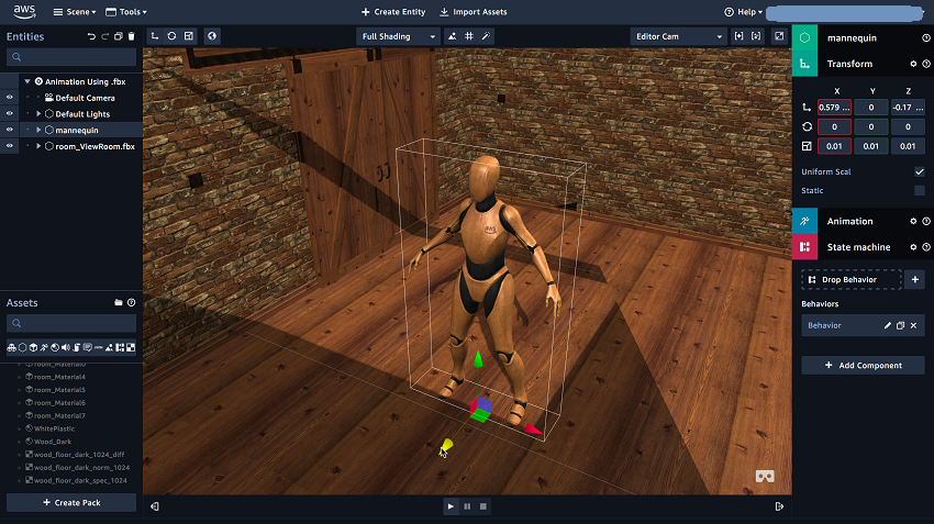 Amazon Unveils Its'Sumerian' Tool for Creating Web-based VR Apps amazon vr porn blog virtual reality