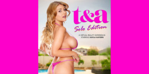 VR Porn Short Reviews: Kayla Kayden's Tits and Ass naughtyamericaVR vr porn blog virtual reality