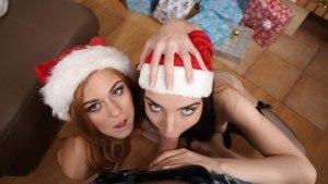 Second Xmas 18vr Jenny-Manson Linda-Brugal vr porn video vrporn.com virtual reality
