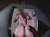 The Legend of Zelda - Zelda's Helping You Take A Break DarkDreams Zelda vr porn video vrporn.com virtual reality