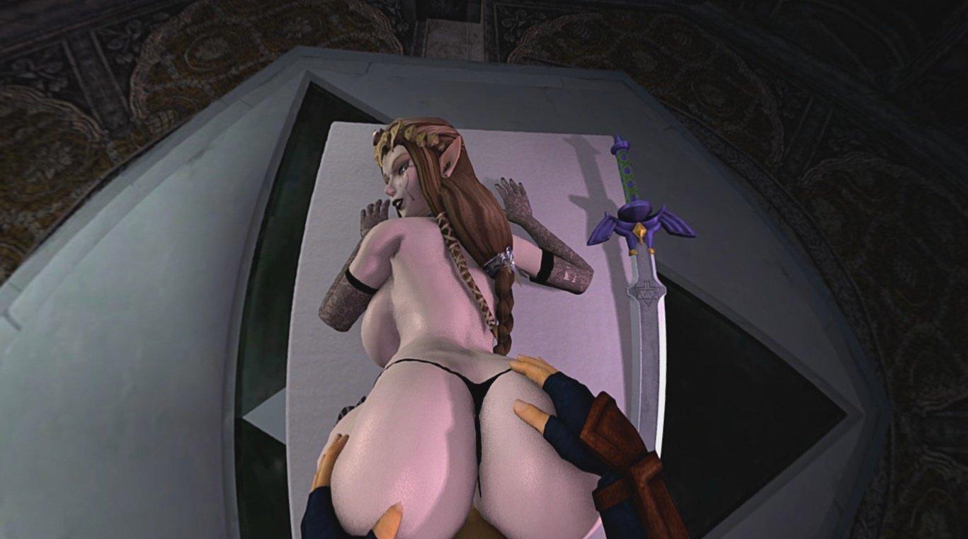 zelda porno