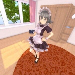 AnimeGirlsVR - A New VR Game with Cute Anime Girls animegirlsvr vr porn blog virtual reality porn cgi