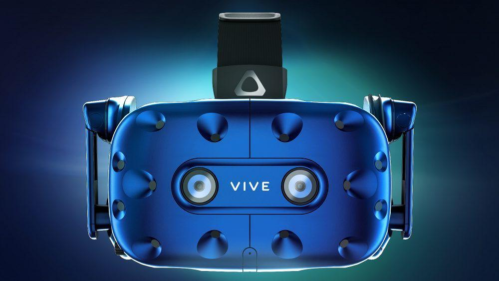HTC Vive Pro VR Headset Unveiled at CES 2018, Everything You Need to Know vive.com vr porn blog virtual reality