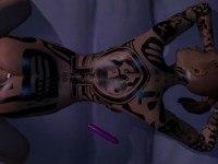 Mass Effect Subject Zero Jack anal dorm FantasySFM Subject Zero Jack vr porn video vrporn.com virtual reality