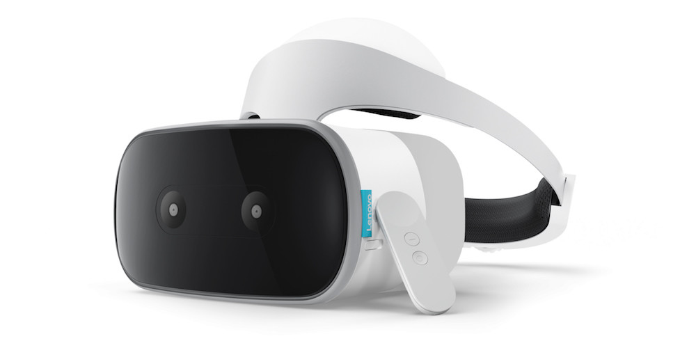Lenovo Mirage Solo is the First Standalone VR Headset With Google's WorldSense 6DoF Tracking lenovo.com vr porn blog virtual reality