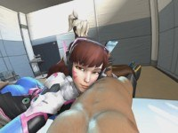Mercy and D.Va in, Doctor's Orders DarkDreams vr porn video vrporn.com virtual reality