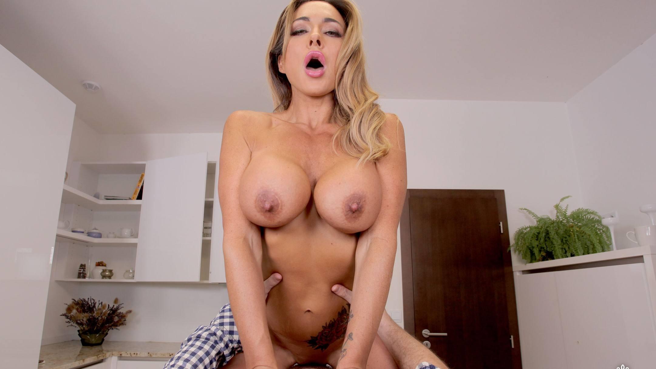busty anal slave