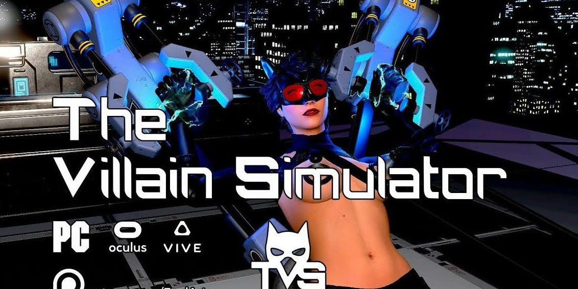Breast Milking in Villain Simulator Game znelarts vr porn blog virtual reality