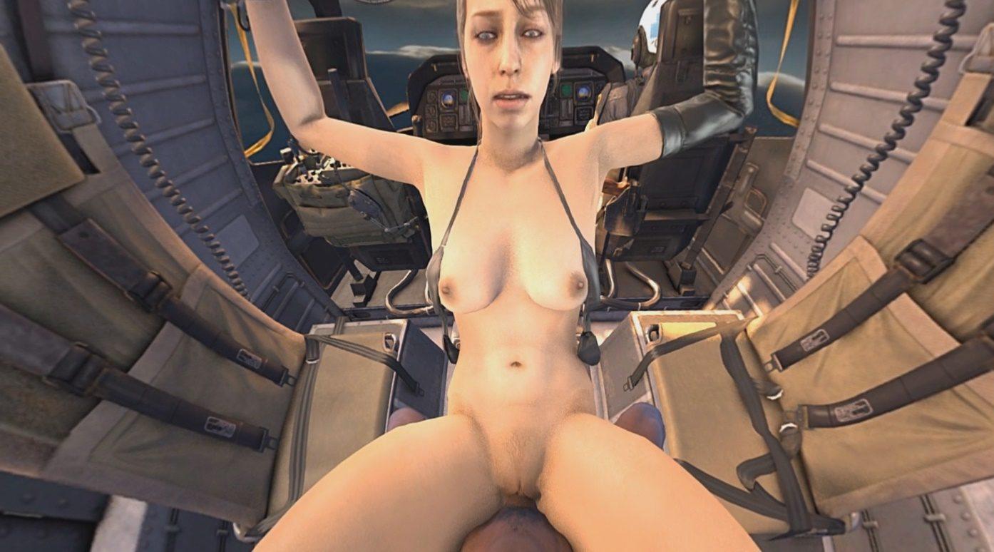Metal gear quiets mission porn music video 5