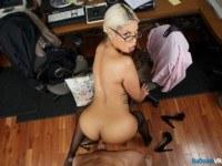 Intercourse Recourse badoinkvr Bridgette-B vr porn video vrporn.com virtual reality