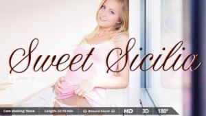 Sweet Sicilia - The Sexy Bitch VirtualRealPorn VR porn video vrporn.com