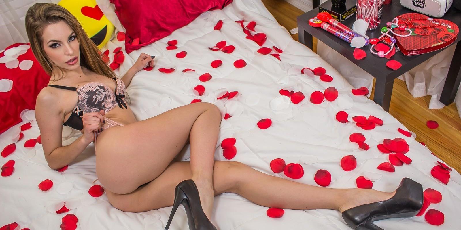 Kimmy Granger Experience - Valentine's Day wankzvr vr porn blog virtual reality