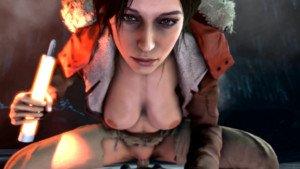 Tomb Raider - Lara's Downtime darkdream lara croft vr porn video vrporn.com virtual reality