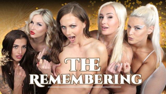 The Remembering RealityLovers Daisy Lee Silvia Dellai Blanche Bradburry Tina Kay Jarushka Ross vr porn video vrporn.com virtual reality