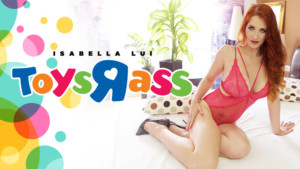 Toys R Ass - Redhead VR Anal Fun RealityLovers Isabella Lui VR Porn video vrporn.com