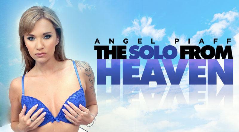 The Solo From Heaven - Slutty Angel VR Striptease