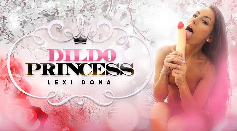 The Dildo Princess - Hot Young Babe Lexi Dona Solo
