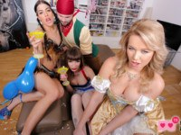 The Costume Party tsvirtuallovers Ramona_Swarovski porn video vrporn.com virtual reality