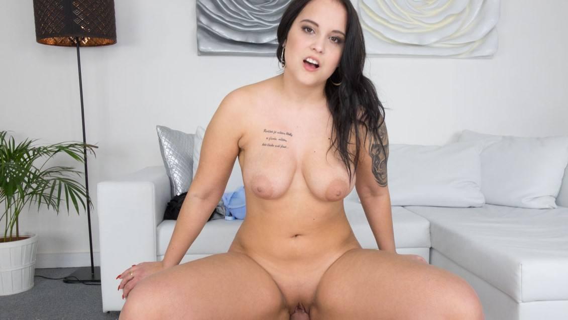 Great Boobs: Jenifer Mendez - Young Big Breasted Goddess