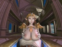The Legend of Zelda - Zelda's Just Getting Started DarkDreams vr porn video vrporn.com virtual reality