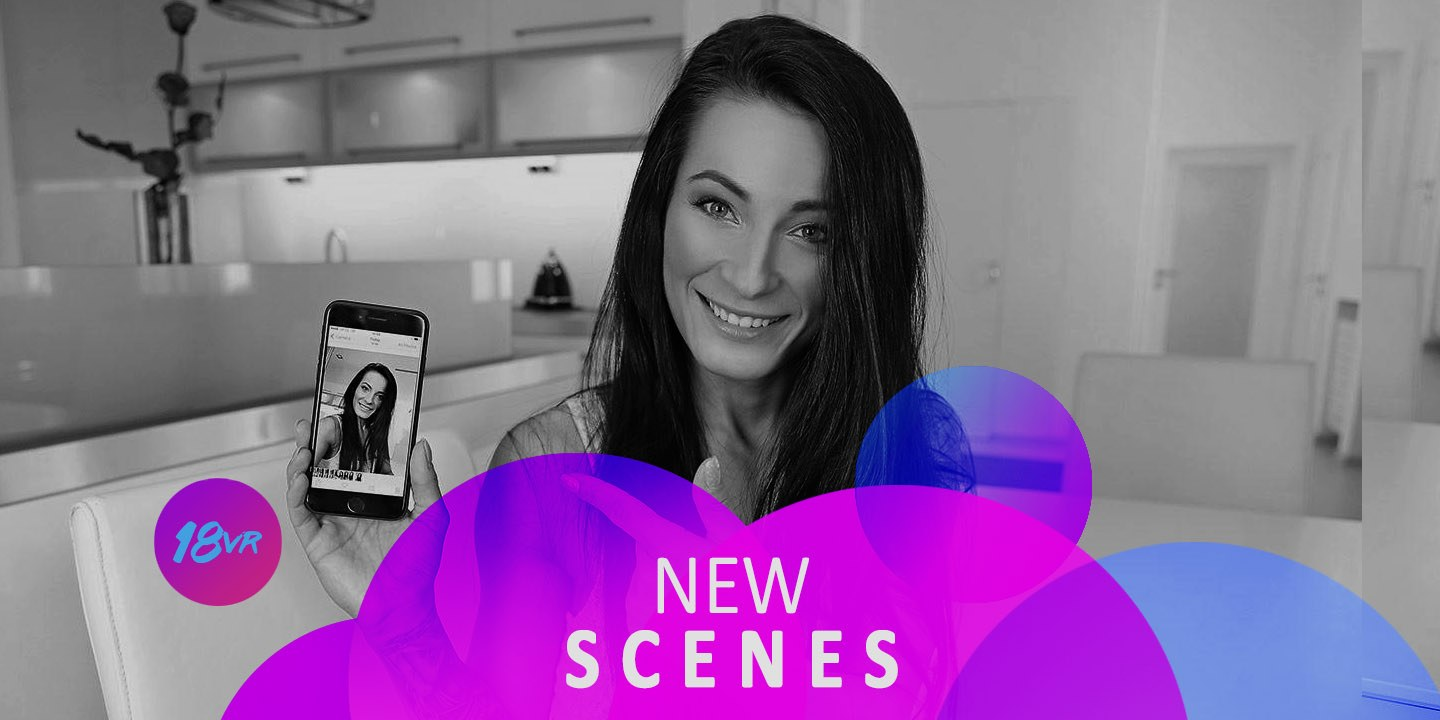 New on Premium - Two New Scenes from 18VR vr porn blog virtual reality