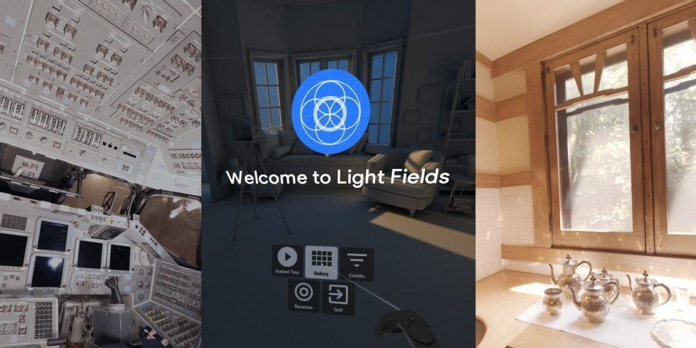 Google's New LightField App Sets The Tone For the Future of VR Content uploadvr.com vr porn blog virtual reality