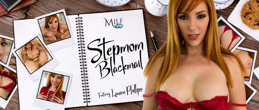 VR Porn Short Reviews: Blackmailing Your Stepmom milfvr vr porn blog virtual reality