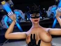 The Villain Simulator Beta 6 Features ZnelArts cgi girl vr porn game vrporn.com virtual reality