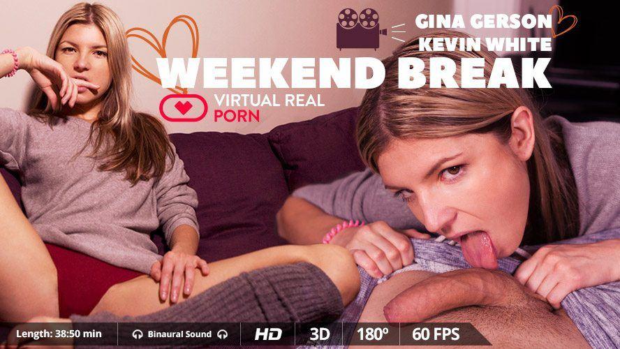 Weekend Break - Tight & Nasty European Girl Gina Gerson
