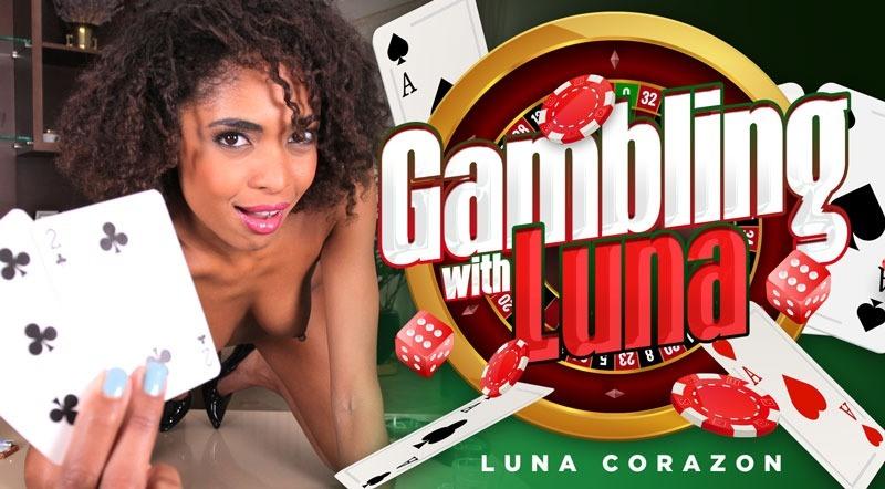 Gambling With Luna POV - Exotic Latina Luna Corazon Hardcore