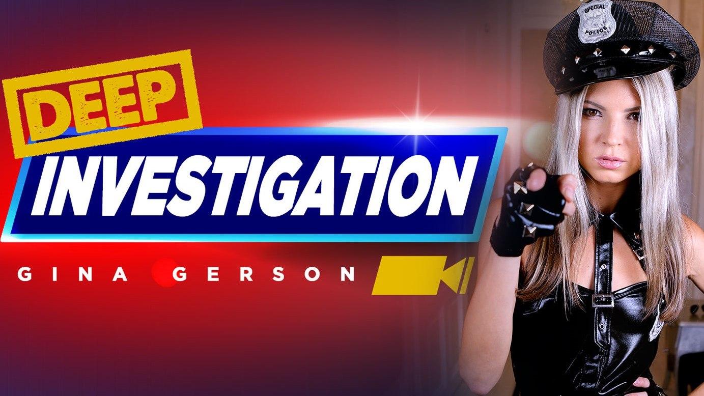 Deep Investigation POV - Petite Russian Gina Gerson Hardcore