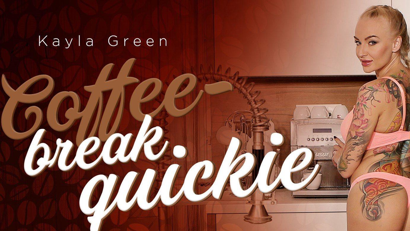 Coffee-Break Quickie POV - Hardcore Russian Morning Sex