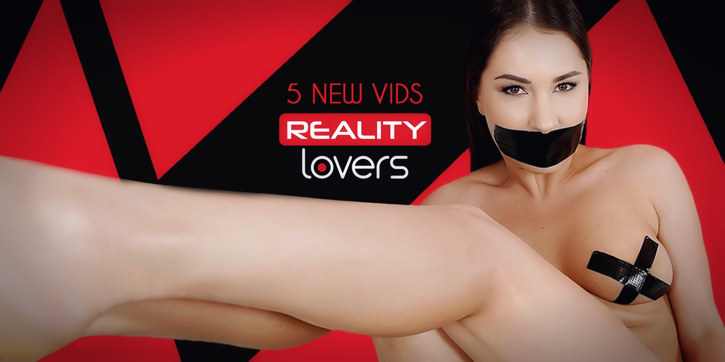 New on Premium - RealityLovers Gets Edgy realitylovers vr porn blog virtual reality