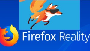 Mozilla Firefox Reality Is a Web Browser Made Specifically for VR/AR vr porn blog virtual reality