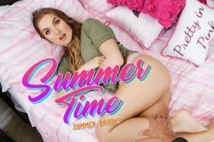 Summer Time with Summer Brooks badoinkvr vr porn blog virtual reality