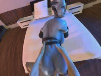 Mass Effect - Liara's So Eager To Please DarkDreams vr porn video vrporn.com virtual reality