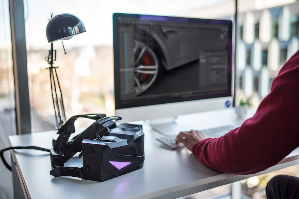 VRgineers and Leap-Motion Working on VR Headset With Integrated Hand-Tracking vrgineers.com vr porn blog virtual reality