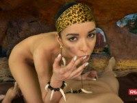 Caveman's Meat POV RealityLovers Francys Belle vr porn video vrporn.com virtual reality