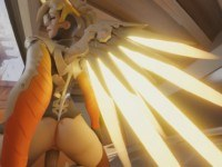 Sound pov pounding mercy from behind hd audio 8