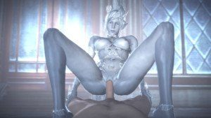 Final Fantasy - Shiva Has A Thing For You darkdreams vr porn video vrporn.com virtual reality