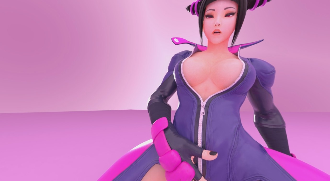 Street Fighter Juri Porn
