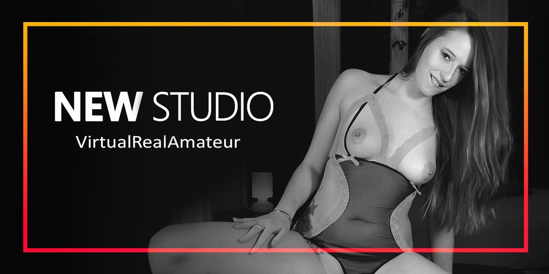 New Studio on Premium - VirtualRealAmateur vr porn blog virtual reality