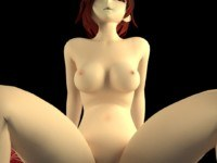 [RWBYHQ] Ruby Riding a massive dildo VRAnimeTed vr porn video vrporn.com virtual reality