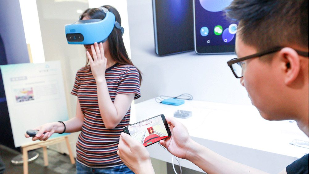 All The Interesting New Features Announced With the HTC Vive Focus 2.0 Update htc.com vr porn blog virtual reality