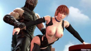 Dead or Alive - Kasumi's Loss Is Ryu's Gain DarkDreams vr porn video vrporn.com virtual reality