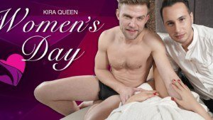 Women Day For Women Kira Queen vr porn video vrporn.com virtual reality