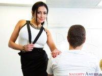 The Bad Student NaughtyAmericaVR Xander_Corvus Audrey_Bitoni vr porn video vrporn.com virtual reality