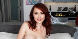 My Birthday Present - Busty Girlfriend Gives Theesome VirtualRealPorn Tina Kay Harmony Reigns VR porn video vrporn.com